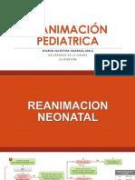 REANIMACION PEDIATRICA