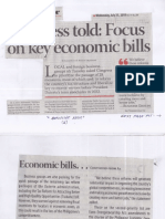 Business Mirror, July 31, 2019, Congress told Focus on key economic bills.pdf