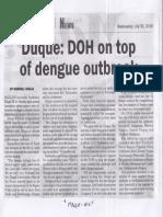 Malaya, July 31, 2019, Duque DOH on top of dengue outbreak.pdf