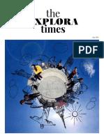 The Explora Times Magazine