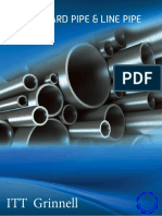 ITT Grinnell Products Standard and Line Pipe Catalog 2008