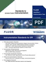 Applying Standards to SmartPlant Instrumentation