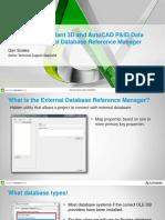 AutoCAD P&ID - PLANTXDBMANAGER