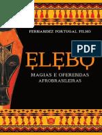 Elebo - Magias e Oferendas Afrobrasileiras