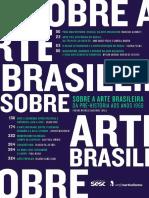 Sobre a Arte Brasileira_ Da Pré-história Aos Anos 1960