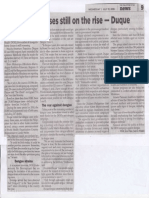 Philippine Star, July 31, 2019, Dengue cases still on the rise-Duque.pdf