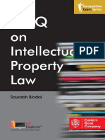 Free PDF MCQ Intellectual Property Law
