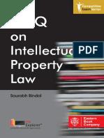 Free PDF MCQ Intellectual Property Law