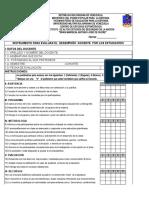 Instrumento de Evaluacion de Desempeño Docente-umbv