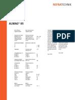 2002-02 Refra Almag 85