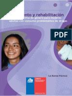 buenas practicas en el tratamiento y rehabilitacion de mujeres