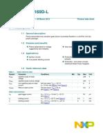 BT169D L Datasheet