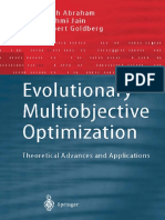 Abraham a., Et Al. - Evolutionary Multiobjective Optimization_ Theoretical Advances and Applications-Springer (2005)
