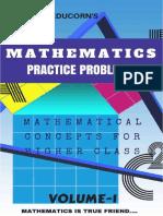 Mathematics Practice Problems Vol 1.pdf