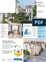 Programme Neuf Appartement Residence Aurore Sartrouville 611033 LB