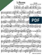 La Macarena - 03 Flauta 2º