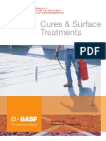 Cure and Liquid Surfaces