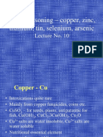 Lecture10 Cu, Zn Poisoning