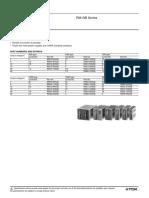 TDK Power Supply RM - G Series