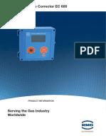 RMG Volume Corector EC 600
