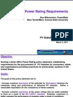 PMax Deviation