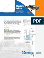 1005E Electric Level Switch