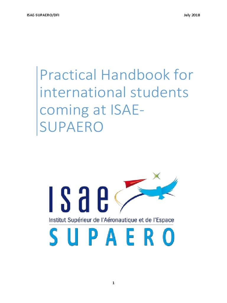 carte européenne d assurance maladie vittavi SUPAERO Handbook for International Students 2018   Travel Visa
