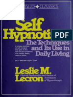 Leslie Lecron - The Techniques and Its Use in Daily Living by Leslie M. Lecron