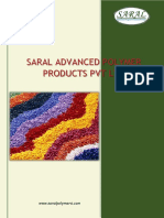Saral Advanced Polymer Products Brochure