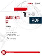 Datasheet of Ds-2ce11h0t-Pirl 20180301