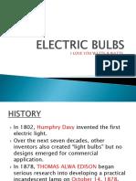 Electric Bulbs1