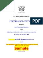 LGS Performance Contract RM vs CD RCD Sample 2016