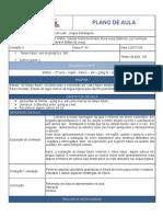 Plano de Aula 6 Ingles 2a Serie 02.08.2019
