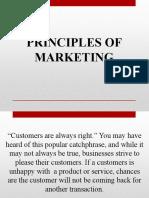 Marketing PPT Relationship Marketing