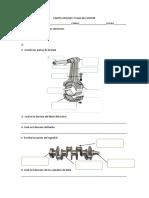 Partes Móviles y Fijas Del Motor Prueba