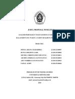 Kelompok 2 Proposal bindo