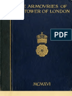 Armouries of the Tower of London - Vol II (1916)