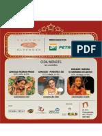 Temporada 3 Vezes Cida Mendes - Teatro Alterosa