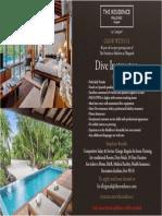 Job Advert - Dive Instructor 31.07.2019