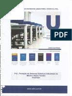 SEL - Proteção de Sistemas Elétricos Industriais de Média e Baixa Tensão - V1