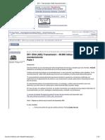sustitucion aceite DSG