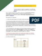 Nomenclatura de Alcanos y Numeración de Cadenas de Carbono