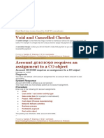 SAP FICO Real Time Issues.docx