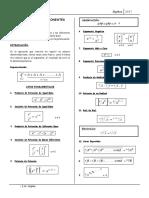 Teoria de Exponentes Imprimir