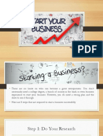How to Start your Business?