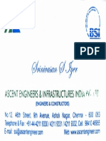 Ascent Engineer Srinivasan Iyer