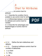Topic 4.0-Control Chart for Attributes