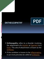 Enthesiopathy.pptx