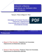 Manual WMaxima