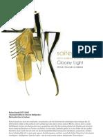 Saitenspuren - Gloomy Light - Booklet